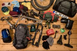 Trailhunter_Südamerika_Gepäck