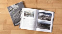 Trailhunter in den Medien: Südamerika-Artikel in der