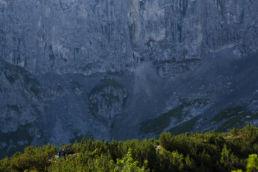 Mountainbiken im Rätikon - Der Aufsteig