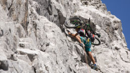 Mountainbiken im Rätikon - Bike & Climb