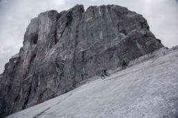 Mountainbiken im Rätikon - Fels, wohin das Auge blickt