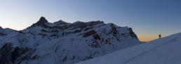 Downthehill Snowride - Traumpanorama