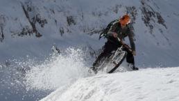 Downthehill Snowride - Drift im Winter