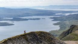 Technische Trails, tolle Touren - Biken in Schottland
