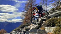 Saisonzusammenschnitt 2020, technische Trails