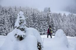 Snowboardtouren Allgäu - Winterwonderland